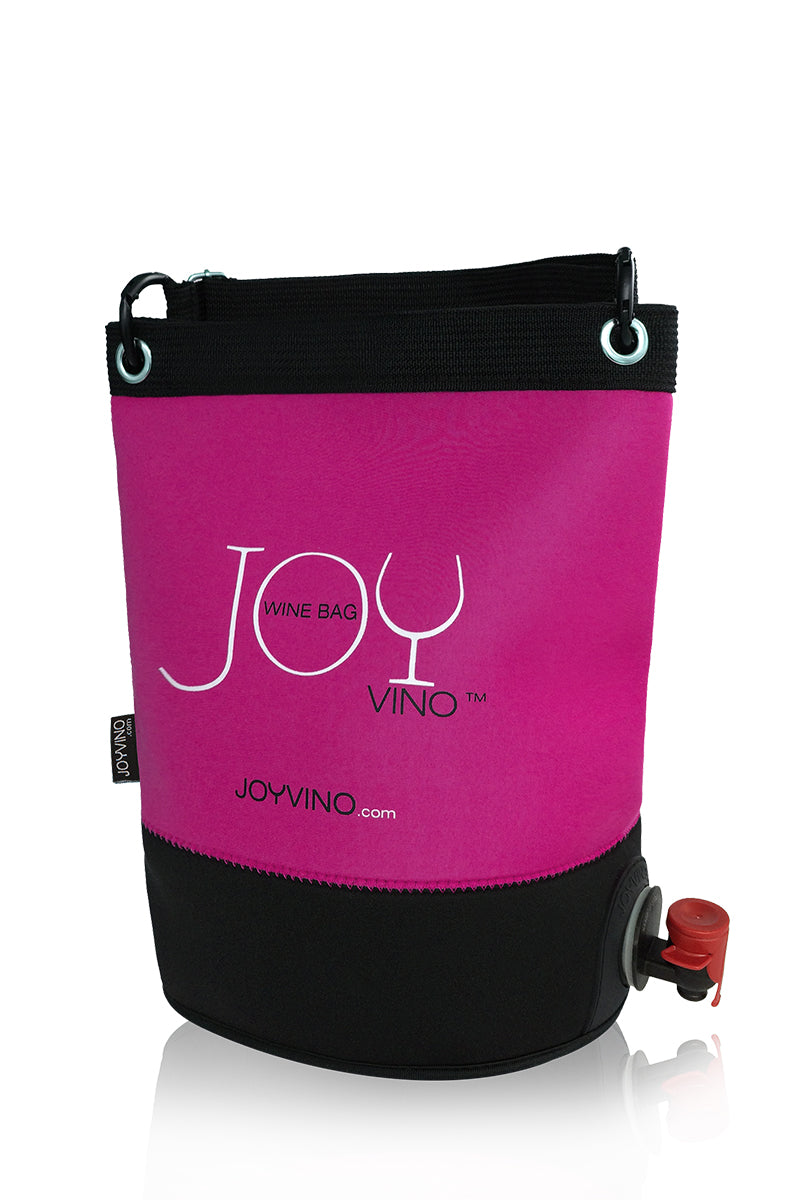 JOYVINO Outdoor Wine Bag (Pink)
