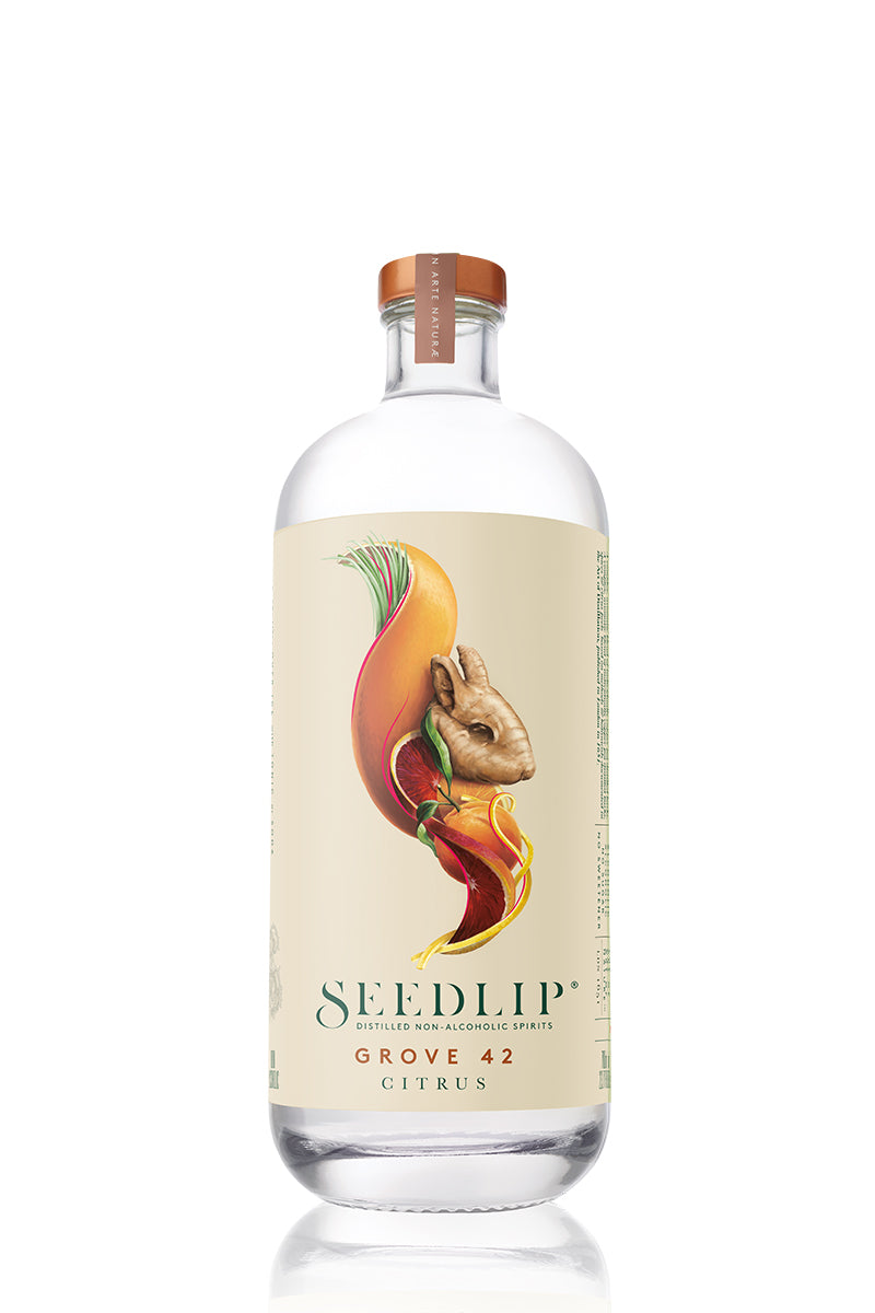 Seedlip Grove 42 - Citrus