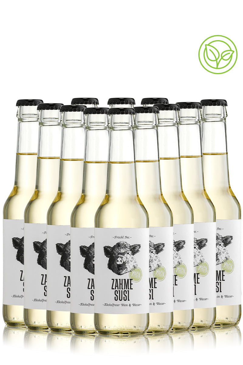 Zahme Susi | Alcohol Free 12 Pack