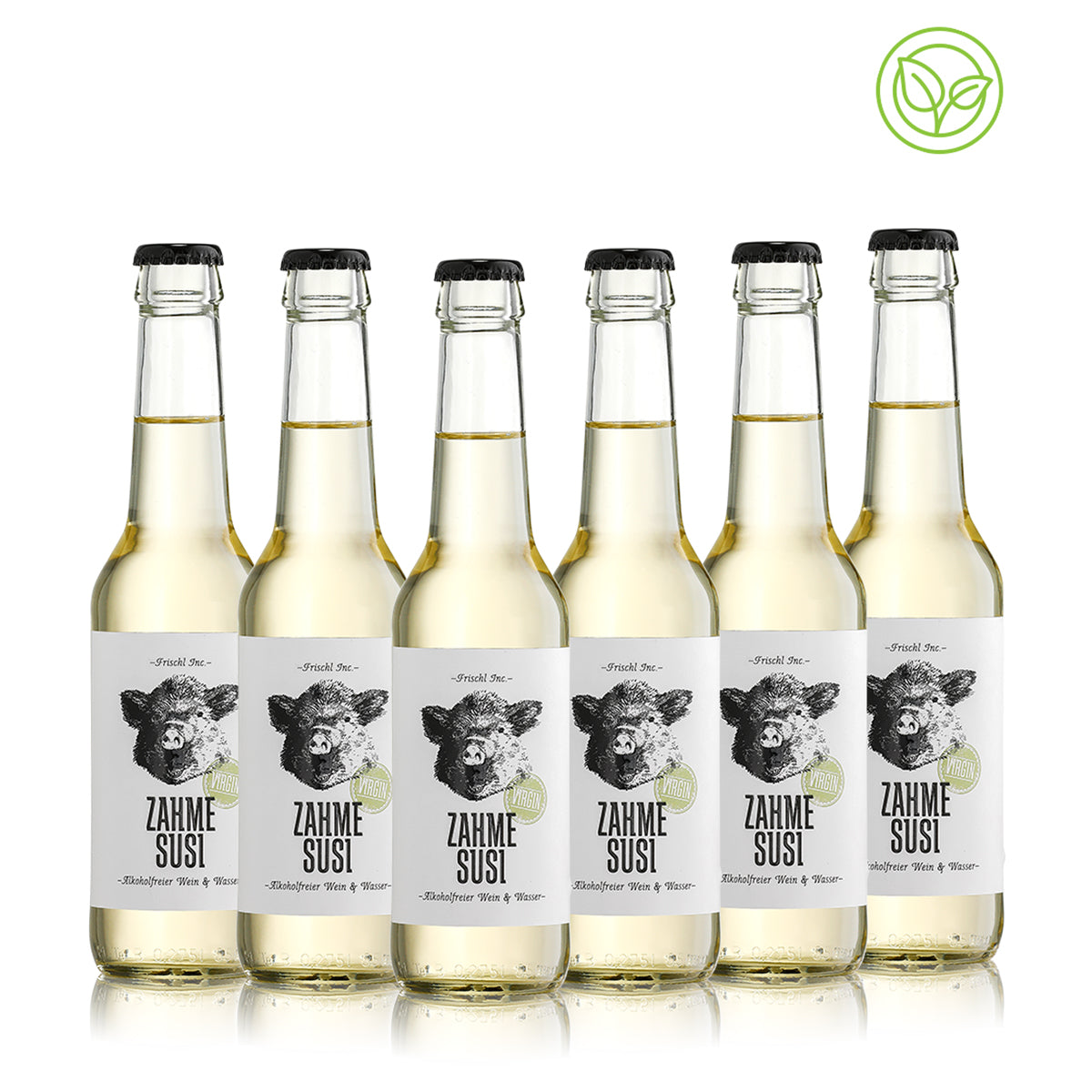 Zahme Susi | Alcohol Free 6 Pack