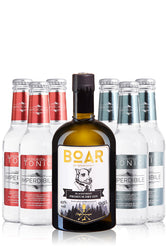 BOAR Gin & Tonic Box