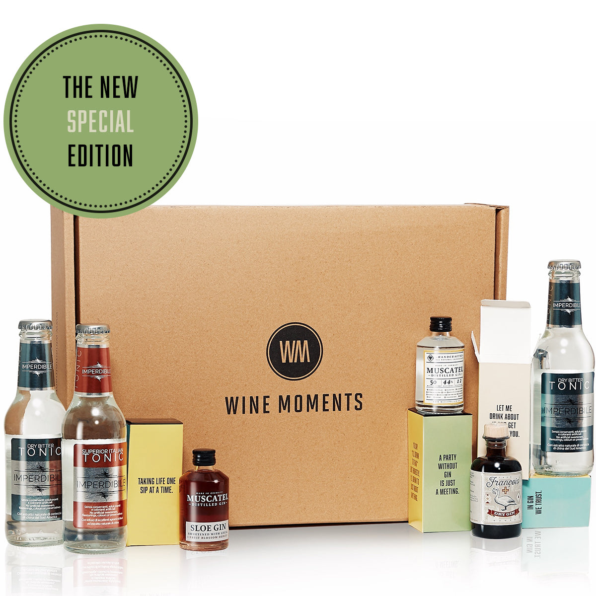 New Gin Mini Tasting Set