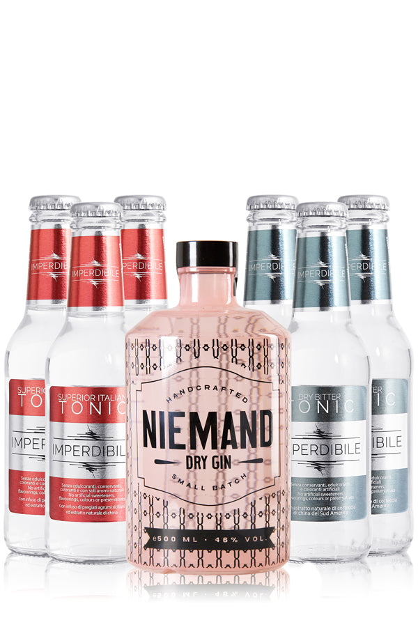 Niemand Gin & Tonic Box