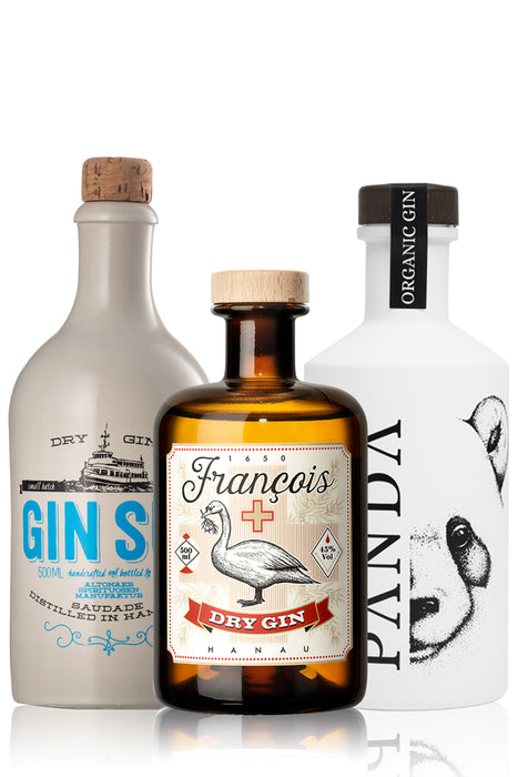 Craft Gin Trio