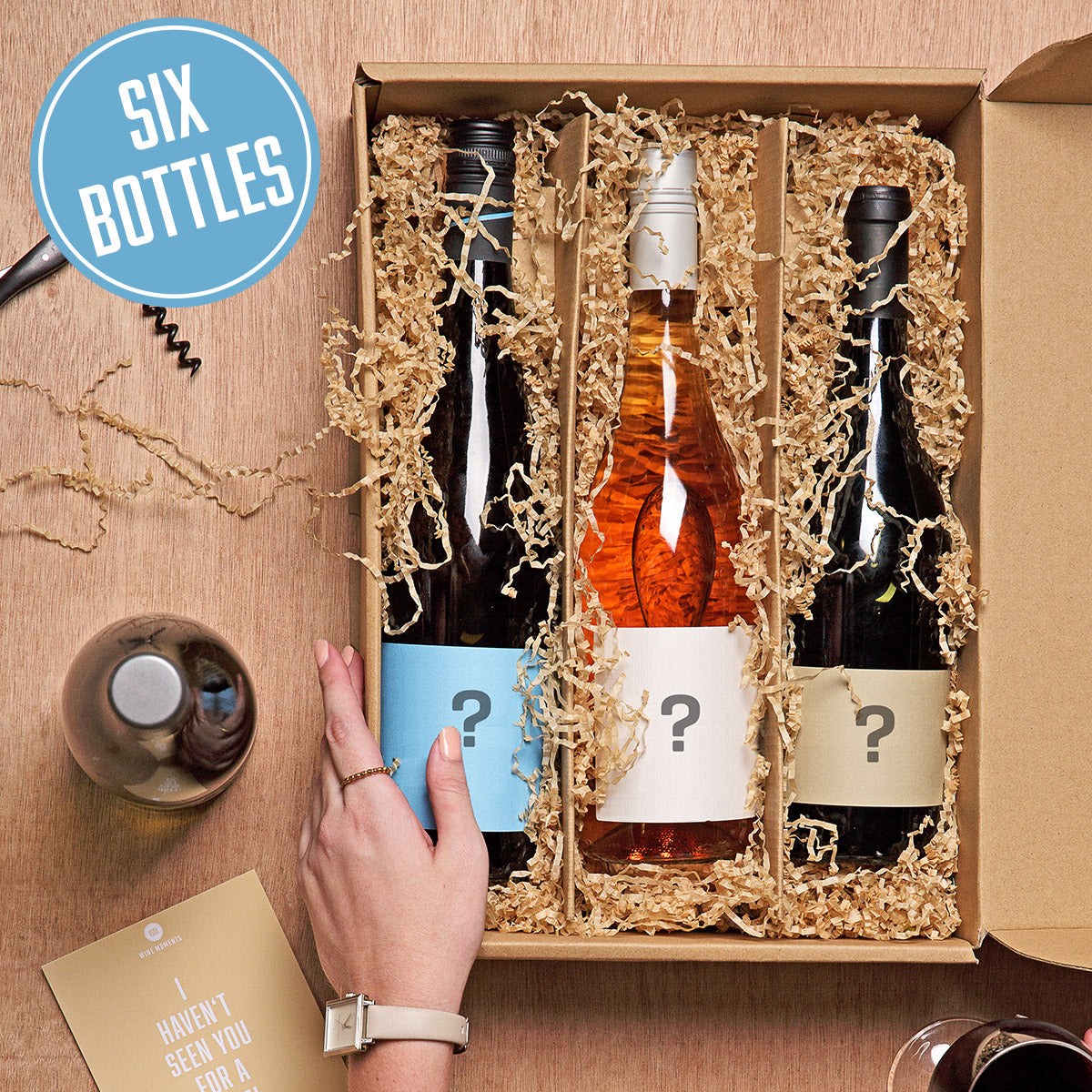 Wine Surprise Box