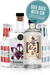 Give Back With Gin | Charity Box
