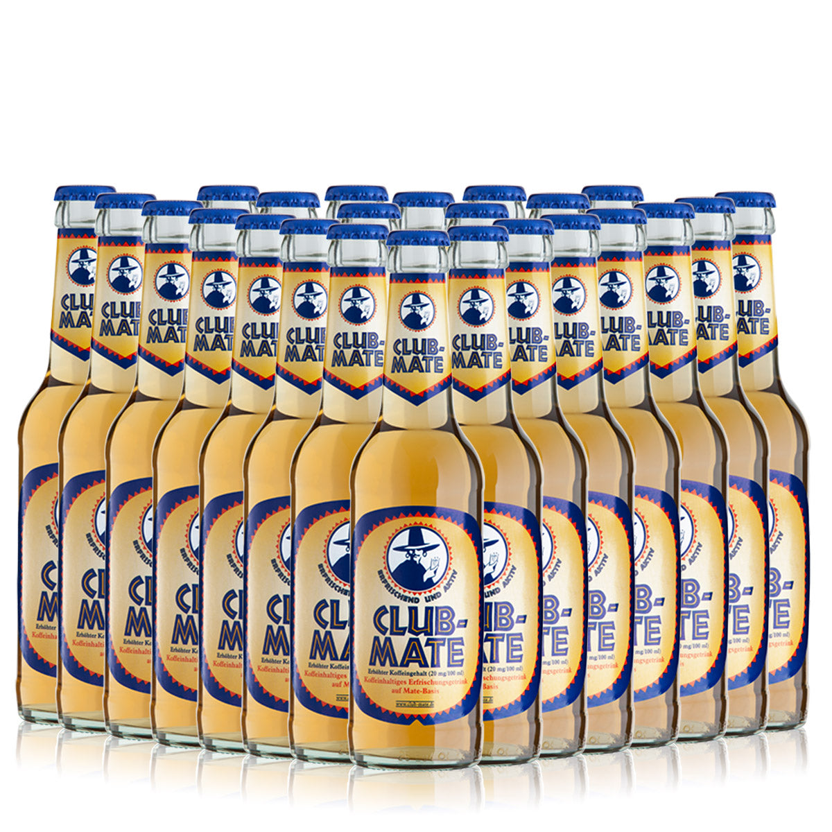 Small Club Mate 24 Pack