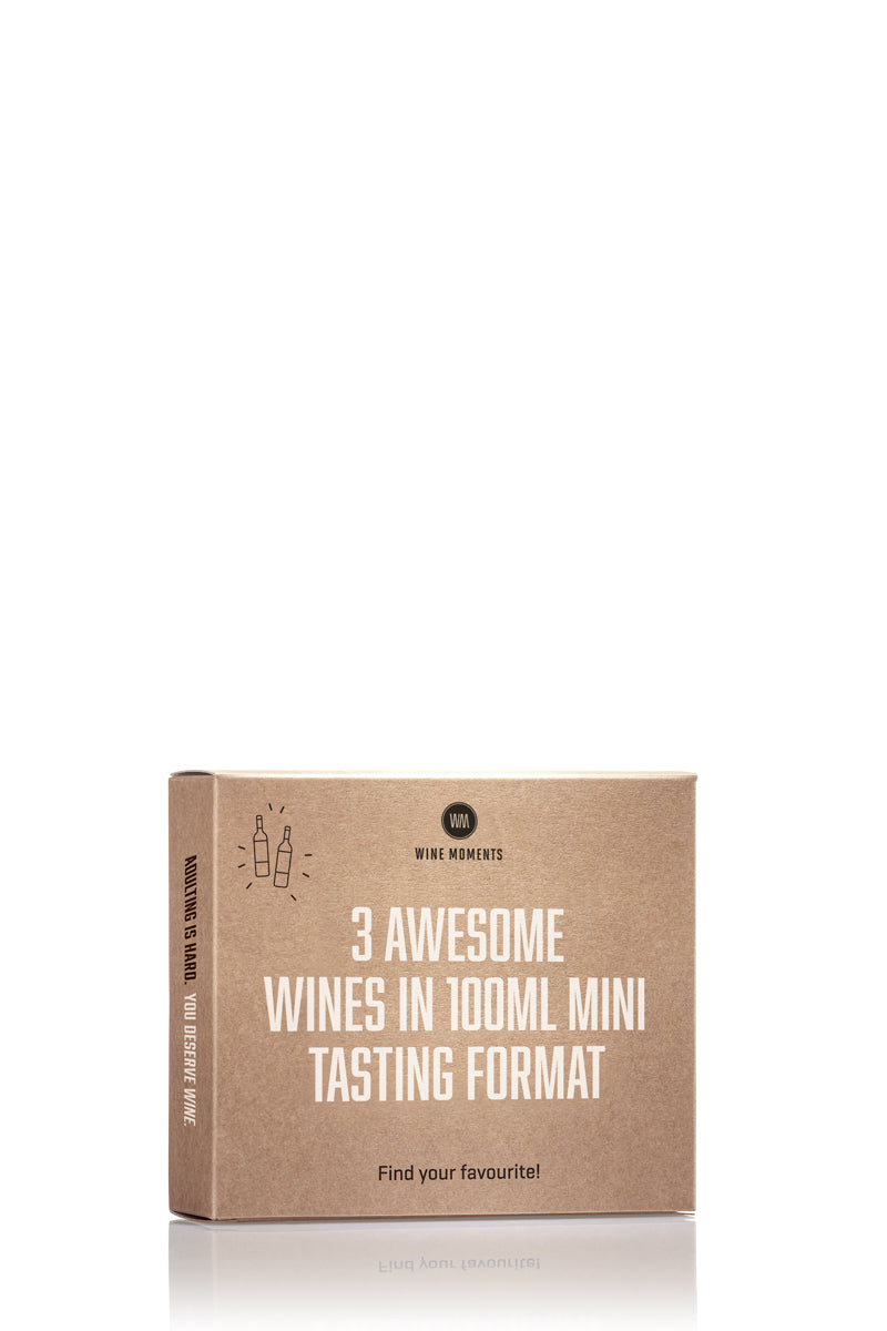 Wine Mini 3Pack | Free Gift