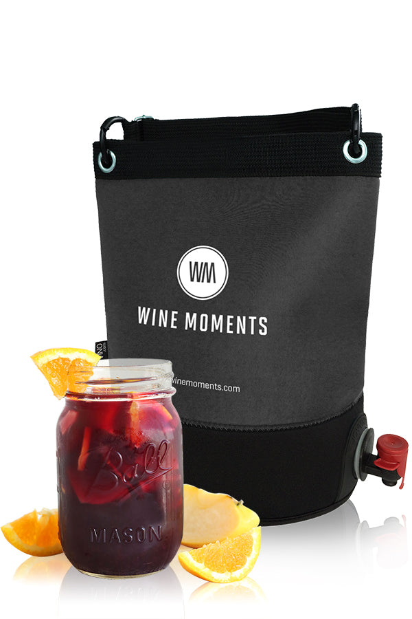 Fresh Sangria + Wine Bag