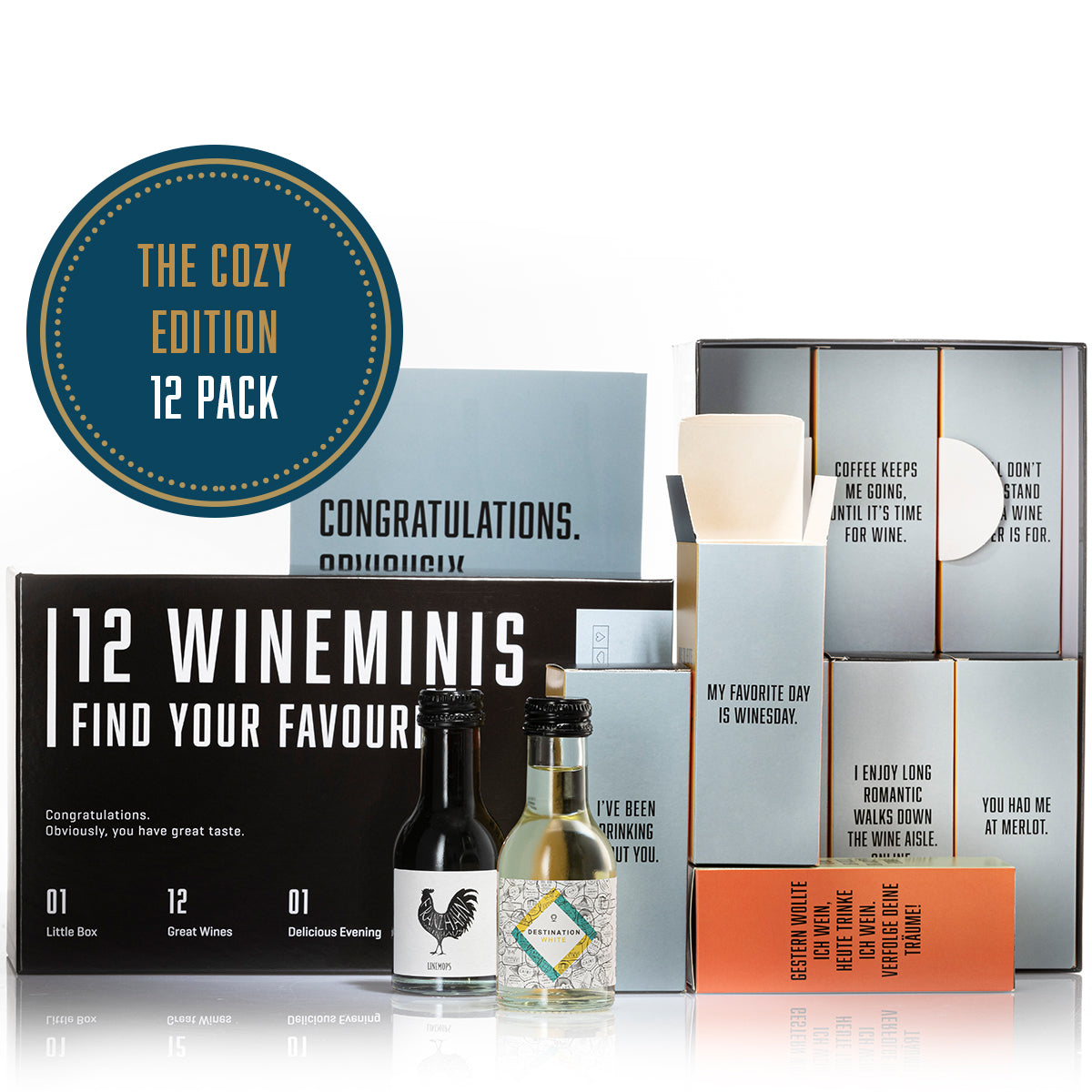Wine Mini 12 Pack