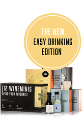 Wine Mini 12 Pack | Easy Drinking