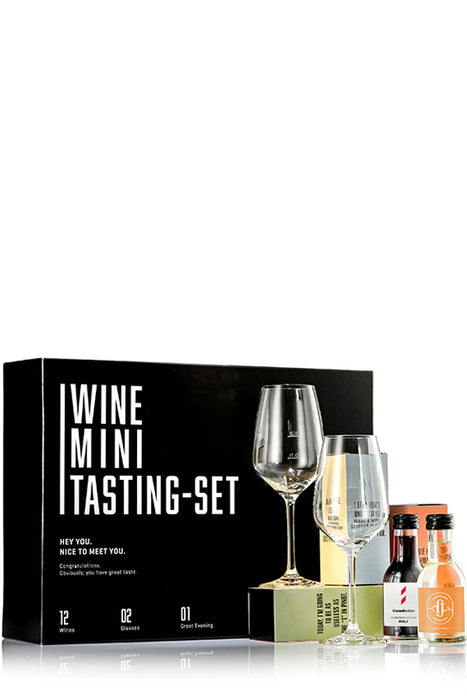 Wine Mini Tasting Set