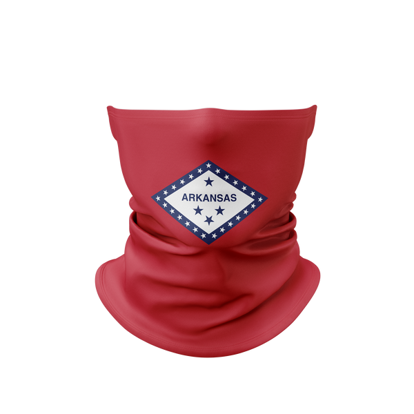 Arkansas Face & Neck Gaiter