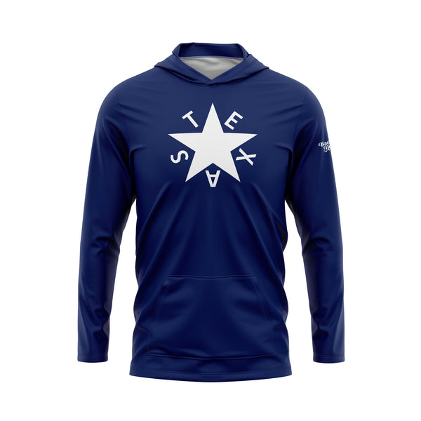 First Republic of Texas Performance Fleece Hoodie