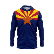 Arizona Flag Performance Fleece Hoodie
