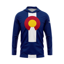 Colorado Flag Performance Fleece Hoodie