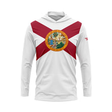 Florida Flag Performance Fleece Hoodie