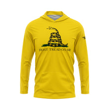Don't Tread On Me Gadsden Flag Performance Hoodie
