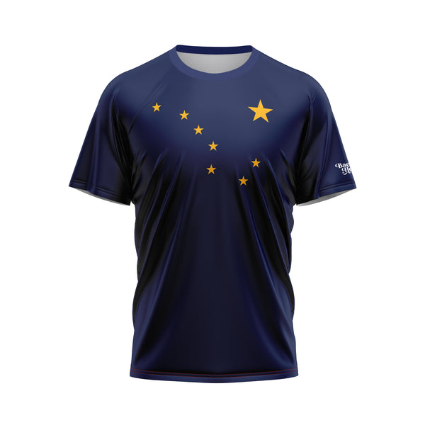 Alaska Flag Performance Shirt