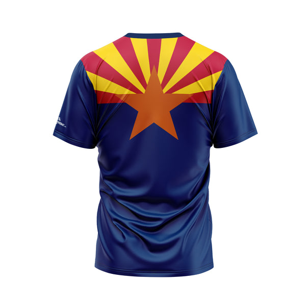 Arizona Flag Performance Shirt