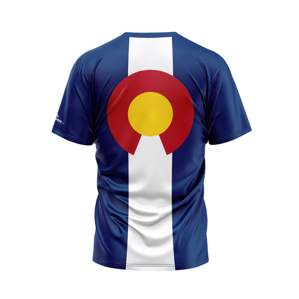 Colorado Flag Performance Shirt
