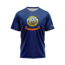 Idaho Flag Performance Shirt