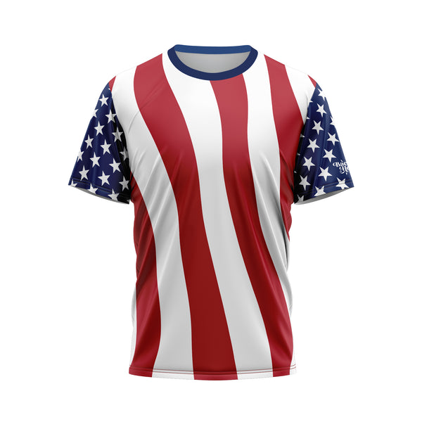 Stars and Stripes Performance Shirt