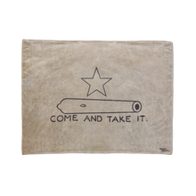 Come and Take It Flag Stadium Blanket