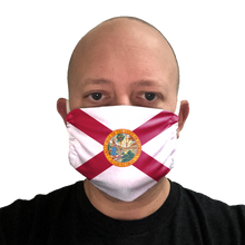 Florida Flag Face Mask