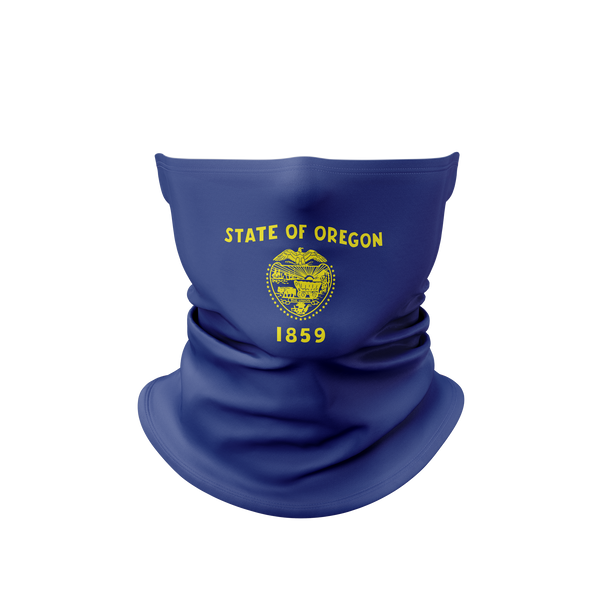 Oregon Face & Neck Gaiter