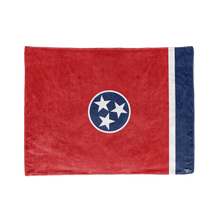 Tennessee Flag Stadium Blanket