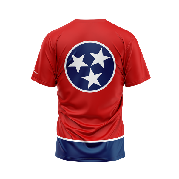Tennessee Flag Performance Shirt