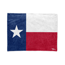 Texas Flag Stadium Blanket