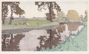 Frank Morley Fletcher: Wiston River