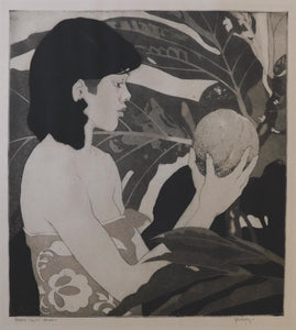 John Melville Kelly: Bread Fruit - Hawaii