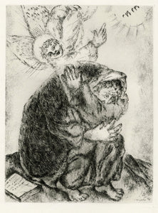 Marc Chagall: Isaiah's Prayer