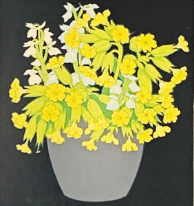 John Hall Thorpe: VASE OF FLOWERS IV