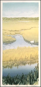 Matt Brown: Egret
