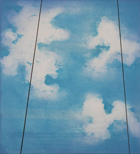 Katherine Bowling: Clouds #1