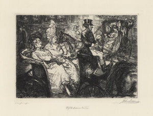 John Sloan: Fifth Avenue Critics