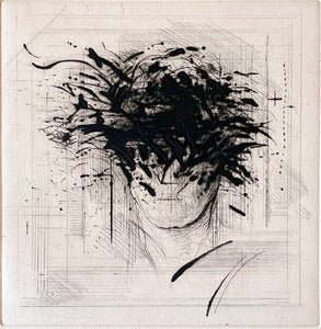 Charles Eckart: Untitled (Head)