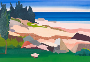 Mary Prince: Schoodic Point