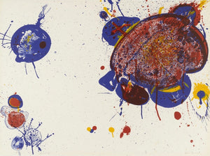 Sam Francis: Another Disappearance