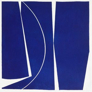 Joanne Freeman: Covers #4 Ultramarine