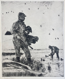 Frank Weston Benson: Winter Wildfowling