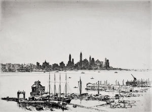 Otto Kuhler: Spires of Manhattan