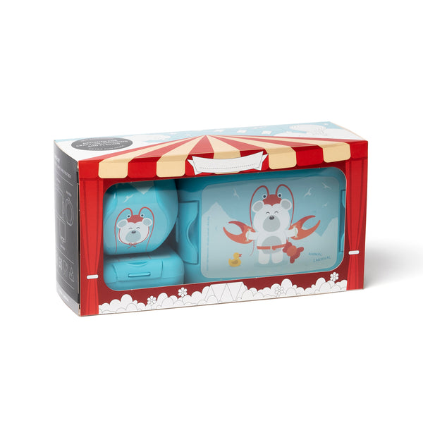 Gift box Carnival Animals
