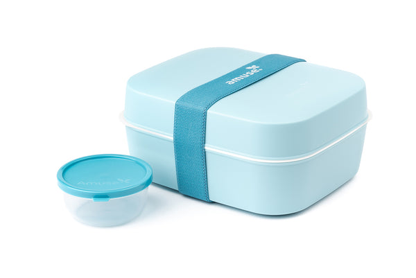 Lunch box 3-in-1