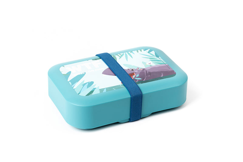 Lunch box Tropical Teens Medium