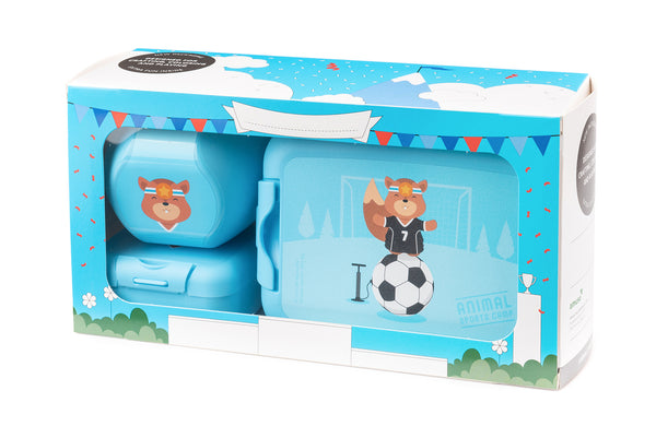 Gift box Sporty Animals